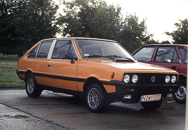 FSO Polonez photos.