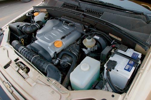 Chevrolet Niva FAM1.